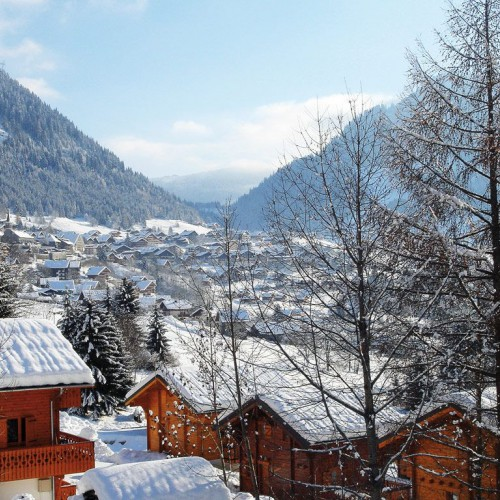 Chatel accommodaties